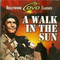 Cine: DVD CON PELICULA EN INGLÉS--UN PASEO EN EL SOL-. Lote 47799960