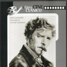 Cine: DVD EL GATOPARDO--BURT LANCASTER. Lote 47800627