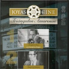 Cine: DVD CON TRES PELÍCULAS DE AMOR--SIEMPRE EVA----SANGRE Y ARENA---EL BÍGAMO. Lote 47801880