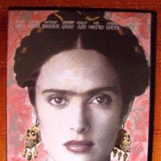 Cine: DVD UNICO EN TC FRIDA CARATULA FRANCESA IDIOMAS INGLES FRANCES SUB INGLES. Lote 47818557