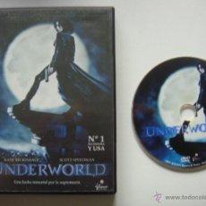 DVD - UNDERWORLD (2003) DIR. Len Wiseman
