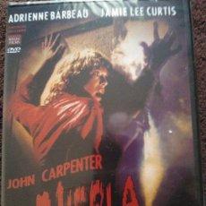 Cine: DVD LA NIEBLA (1980) - JOHN CARPENTER - JAMIE LEE CURTIS - JANET LEIGH. Lote 47973111