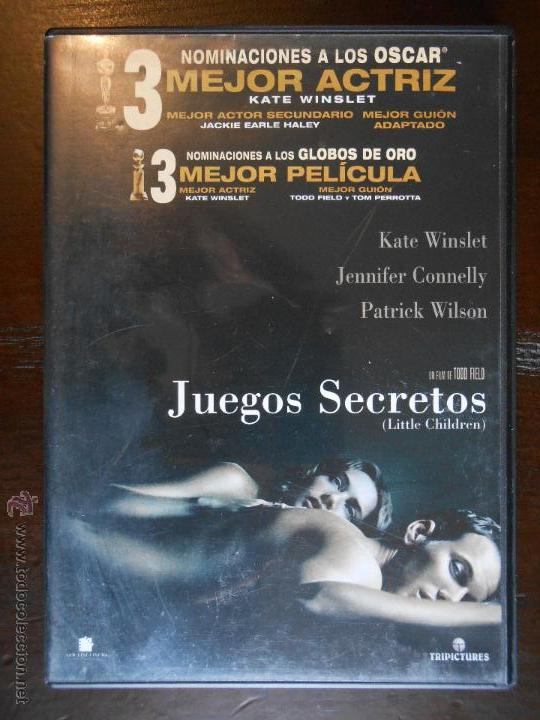 Dvd Juegos Secretos Little Children Kate Wi Comprar Peliculas