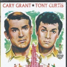 Cine: 8070- DVD- OPERACION PACIFICO- CARY GRANT/TONY CURTIS- P R E C I N T A D A. Lote 195202637