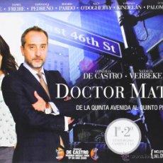 Cine: DVD DOCTOR MATEO (PACK 1ª Y 2ª TEMPORADA) - NUEVO Y PRECINTADO. Lote 67810482