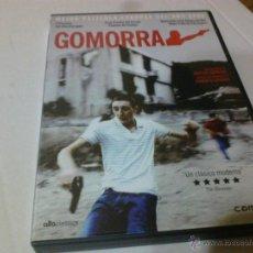Cine: GOMORRA (DE MATTEO GARRONE) BASADA EN LIBRO DE ROBERTO SAVIANO. MEJOR PELÍCULA EUROPEA 2008. Lote 48357202