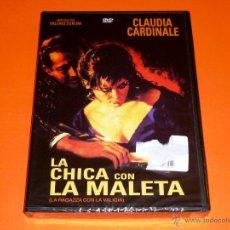 Cine: LA CHICA CON LA MALETA - PRECINTADA. Lote 48392476