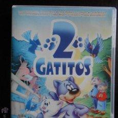 Cine: DVD 2 GATITOS (6D). Lote 48398731