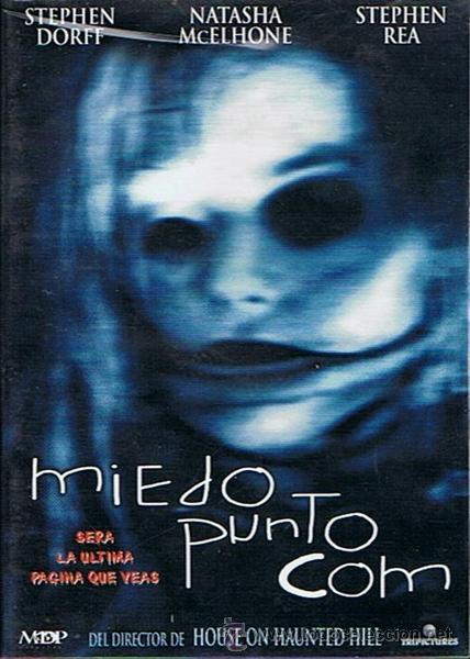 DVD MIEDO PUNTO COM STEPHEN DORFF (Cine - Películas - DVD)
