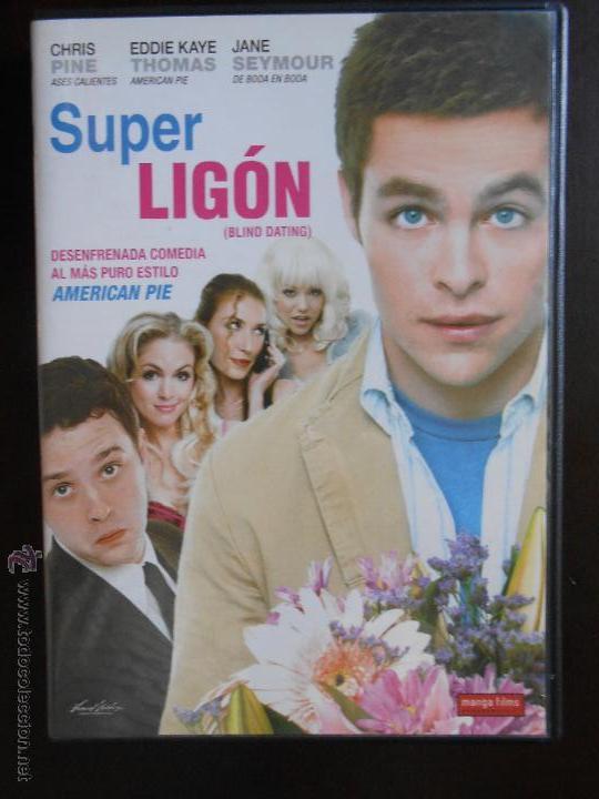 Dvd Súper Ligón Blind Dating Chris Pine E Kaufen Filme Auf