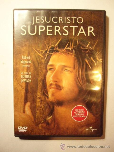 jesucristo superstar dvd