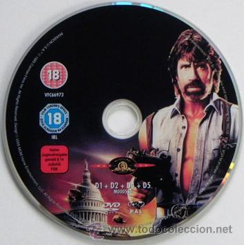 INVASIÓN USA - DVD PELÍCULA ACCIÓN VIOLENCIA SUSPENSE - CHUCK NORRIS - TERRORISTAS INVADEN EEUU (Cine - Películas - DVD)