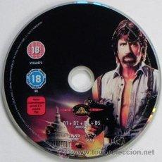Cine: INVASIÓN USA - DVD PELÍCULA ACCIÓN VIOLENCIA SUSPENSE - CHUCK NORRIS - TERRORISTAS INVADEN EEUU. Lote 48482712