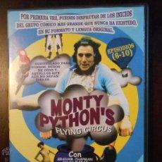 Cine: DVD MONTY PYTHON'S FLYING CIRCUS - EPISODIOS 6-10 - SUBTITULOS EN CASTELLANO (5S). Lote 48529864