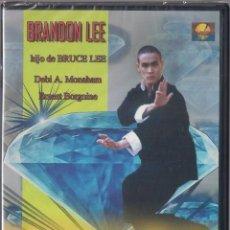 Cine: BRANDON LEE - LASER MISION - DVD NUEVO PRECINTADO. Lote 48545263