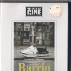 Cine: BARRIO - FERNANDO LEON DE ARANOA - DVD 2003 - UN PAIS DE CINE - NUEVO PRECINTADO. Lote 48546315