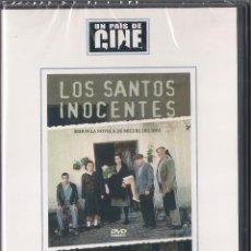 Cine: LOS SANTOS INOCENTES - MARIO CAMUS - DVD 2003 - UN PAIS DE CINE - NUEVO PRECINTADO. Lote 48546322