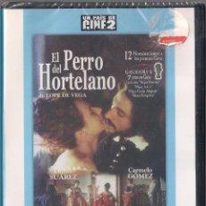 Cine: EL PERRO DEL HORTELANO - PILAR MIRÓ - DVD 2003 - UN PAIS DE CINE 2. NUEVO PRECINTADO. Lote 48555681