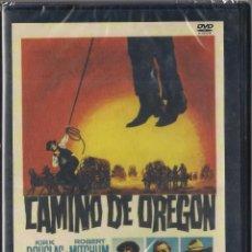 Cine: CAMINO DE OREGON - ANDREW V. MCLAGLEN - DVD 2008 - EUROCINE. NUEVO PRECINTADO. Lote 48559282