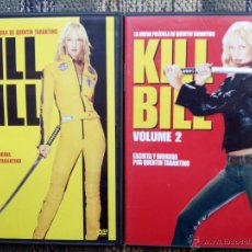 Cine: KILL BILL 1 Y 2. Lote 48617820