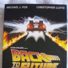 Cine: REGRESO AL FUTURO. TRILOGIA DVD. NUEVO, IMPECABLE, SIN ESTRENAR.. Lote 48603321