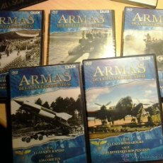 Cine: ARMAS DE LA II GUERRA MUNDIAL [BBC]. Lote 48725312