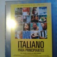 Cine: ITALIANO PARA PRINCIPIANTES. Lote 48727185