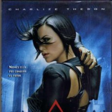 Cine: DVD - AENFLUX - CHARLIZE THERON. Lote 48748313