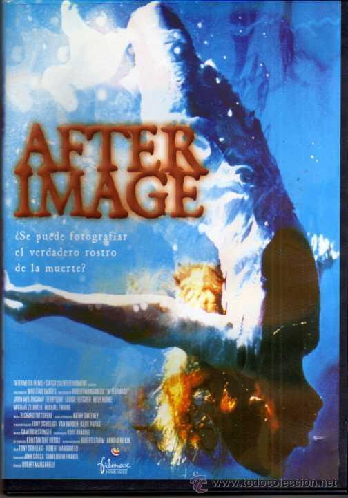 DVD - AFTER IMAGE (Cine - Películas - DVD)