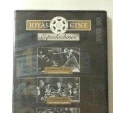 Cinéma: DVD JOYAS DEL CINE Nº 20 -ABC- LA MARCA DE ZORRO-EL CAPITAN KIDD-EL HIJO DE MONTECRISTO. Lote 48805233