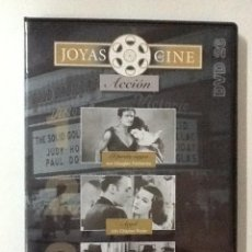 Cinéma: DVD JOYAS DEL CINE Nº 26 -ABC-ACCION- EL PIRATA NEGRO-ARGEL-DICK TRACY. Lote 48805514