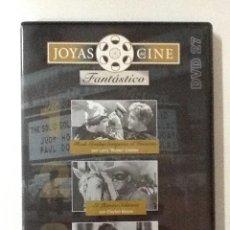 Cinéma: DVD JOYAS DEL CINE Nº 27 -FLASH GORDON CONQUISTA EL UNIVERSO-EL LLANERO SOLITARIO-EL LADRON BAGDAD. Lote 48805584