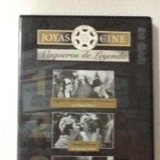 Cinéma: DVD JOYAS DEL CINE Nº 36 -ABC- VAQUEROS DE LEYENDA-BUFFALO BILL EN TERRITORIO TOMAHAWK-DANIEL BOONE. Lote 48844477