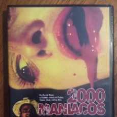 Cine: 2000 MANIACOS - . Lote 48899863