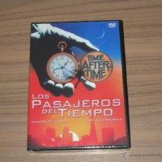Cine: LOS PASAJEROS DEL TIEMPO DVD MALCOM MCDOWELL NUEVA PRECINTADA. Lote 169640294