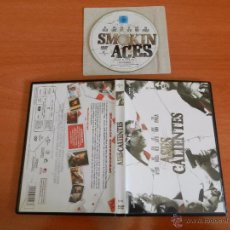 Cine: DVD ASES CALIENTES. Lote 48917417