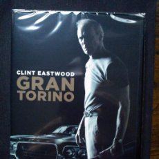 Cine: DVD GRAN TORINO (2008) - CLINT EASTWOOD. Lote 48929462