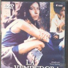 Cine: LA VENDEDORA DE ROSAS DVD. LOS POBRES VIVEN EN LA MISERIA Y, ADEMÁS, TAMPOCO TIENEN SUERTE.... Lote 105282986