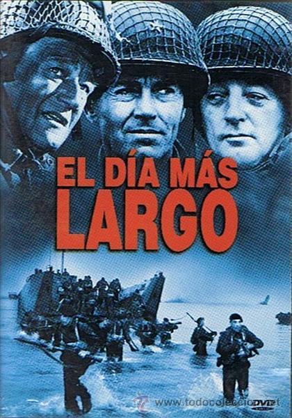 DVD EL DÍA MÁS LARGO HENRY FONDA EDICIÓN 2 DISCOS (Cine - Películas - DVD)