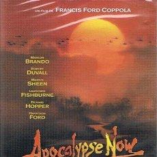 Cine: DVD APOCALYPSE NOW REDUX MARLON BRANDO (PRECINTADO). Lote 49089110
