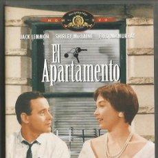 Cine: DVD - EL APARTAMENTO - DIR. BILLY WILDER. Lote 49151907