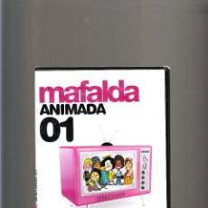 Cine: MAFALDA ANIMADA 01 DVD PRECINTADO. Lote 49156330