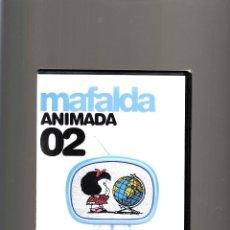 Cine: MAFALDA ANIMADA 02 DVD PRECINTADO. Lote 49156510