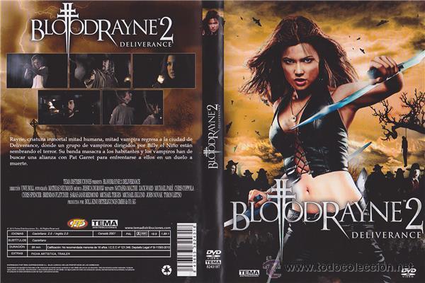 Bloodrayne 2 Deliverance Bloodrayne Ii Deli Sold Through