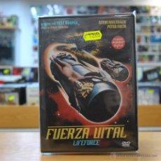 Cine: TOBE HOOPER - FUERZA VITAL - DVD. Lote 49233637
