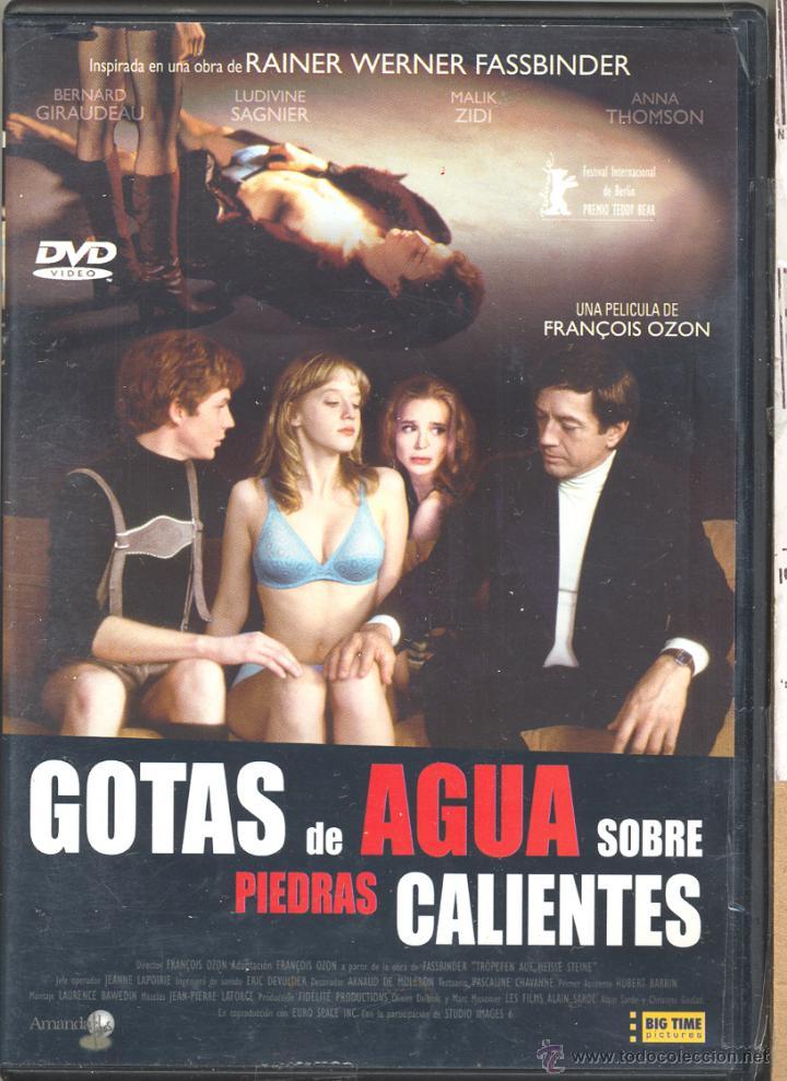 GOTAS DE AGUA SOBRE PIEDRAS CALIENTES DVD (FASSBINDER): PARA CONSEGUIR TUS METAS...MIRA A DONDE VAS (Cine - Películas - DVD)