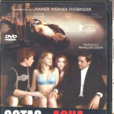 Cine: GOTAS DE AGUA SOBRE PIEDRAS CALIENTES DVD (FASSBINDER): PARA CONSEGUIR TUS METAS...MIRA A DONDE VAS. Lote 49301430