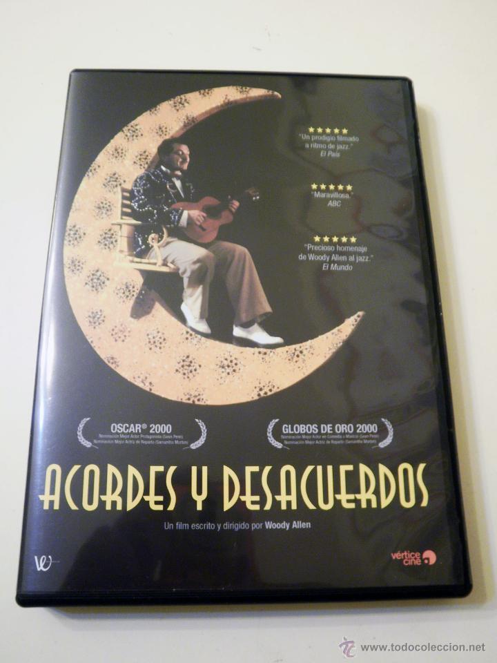 ACORDES Y DESACUERDOS (DVD) (Cine - Películas - DVD)