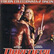 Cine: DVD DAREDEVIL EDICIÓN COLECCIONISTA 2 DISCOS . Lote 49307938