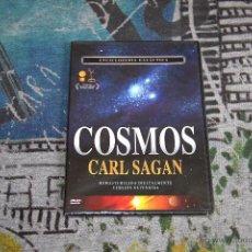 Cine: COSMOS - CARL SAGAN - ENCICLOPEDIA GALÁCTICA - DVD - NUEVO Y PRECINTADO. Lote 49362011
